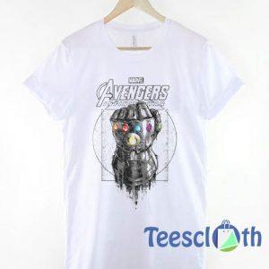 Marvel Avengers: Infinity War T Shirt