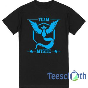 Pokemon Go Team Mystic Pokeball T Shirt