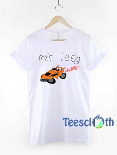 Rokt Leeg T Shirt
