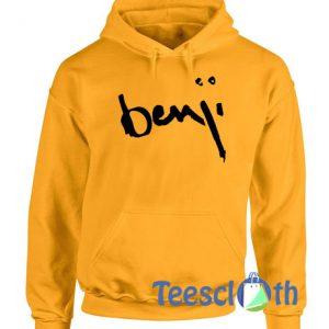 Benji Font Hoodie
