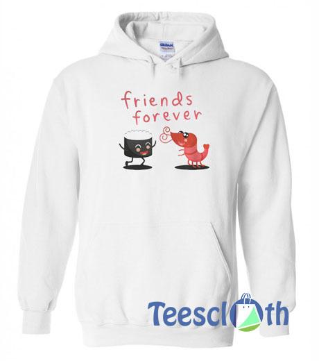 Best Friends Forever Hoodie