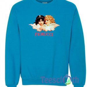 Fiorucci Blue Sweatshirt
