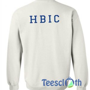 HBIC Logo Sweatshirt