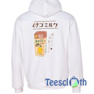 Lemon Milk Ice Japanese Hoodie