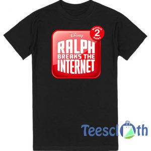 Wreck It Ralph Tee Shirt