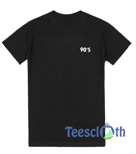 90's Pocket T Shirt