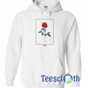 Desire Rose Hoodie
