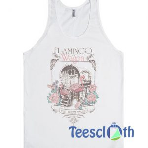 Flamingo Wagon Tank Top