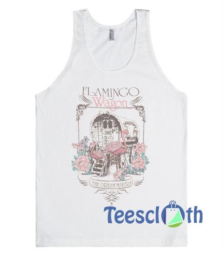 Flamingo Wagon Tank Top