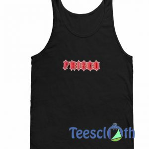 Frisco Font Graphic Tank Top