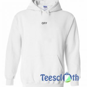 Off Font Hoodie