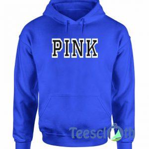 Pink Blue Hoodie