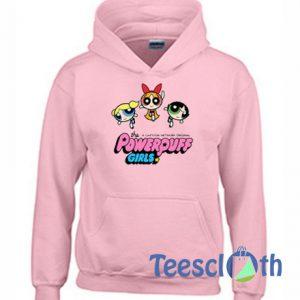 Powerpuff Girls Pink Hoodie