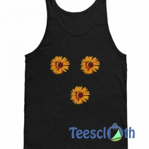 Sunflower Graphic Tank Top