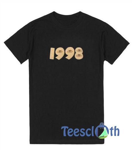 1998 Font T Shirt