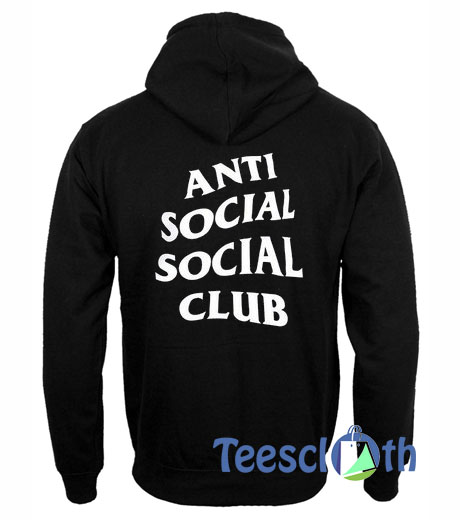 b3a5afa6b5b2 Anti Social Social Club Hoodie Unisex Adult Size S to 3XL