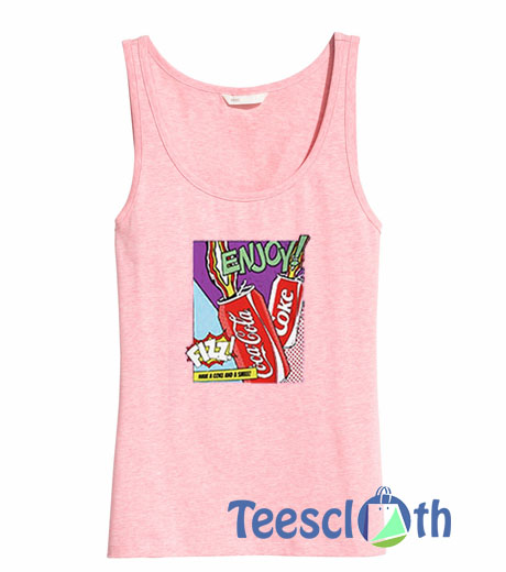 1223d8e9 Coca Cola Have A Coke Tank Top Men And Women Size S to 3XL