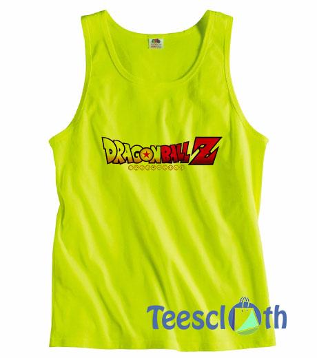 a0ffd6ccf3 Dragon Ball Z Tank Top Men And Women Size S to 3XL | Dragon Ball Z ...