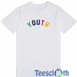 Youth Rainbow T Shirt