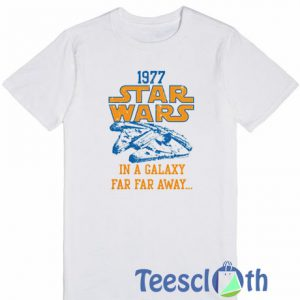 1977 Star Wars T Shirt