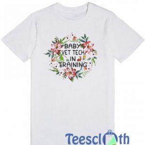 Baby Vet Tech T Shirt