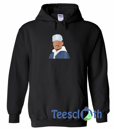 Chance The Rapper Hoodie Unisex Adult Size S To 3xl