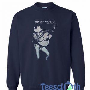 Dwight Yoakam Concert Sweatshirt