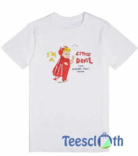 I m A Little Devil T Shirt For Men Women And Youth Size S To 3XL 1b7bf8fc05