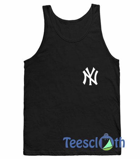 dd2334b4a56c88 New York Yankees Tank Top Men And Women Size S to 3XL