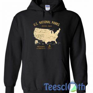 US National Parks Hoodie