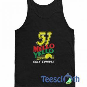 51 Mello Yello Tank Top