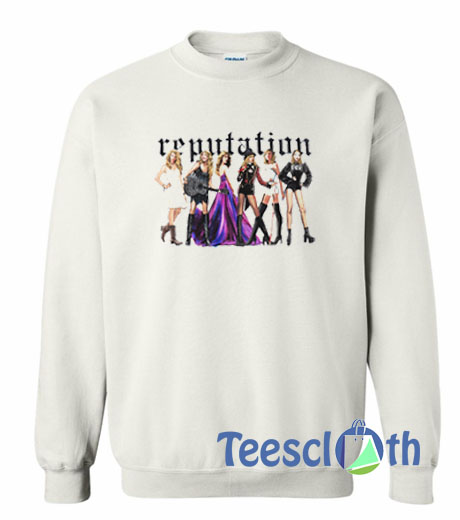 Reputation Graphic Sweatshirt