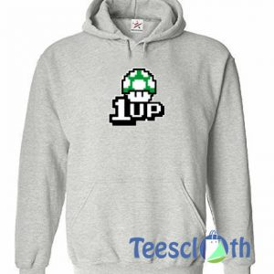 1 Up Graphic Hoodie