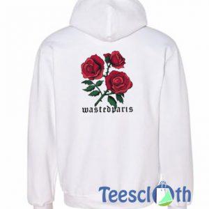 Wasted Paris Rose Hoodie