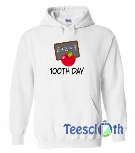 100th Day Hoodie