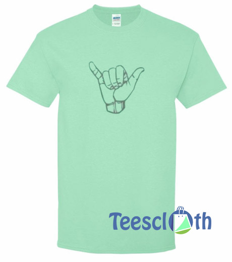 Hand Graphic T Shirt