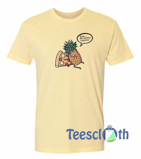 Pineapple Pizza T Shirt