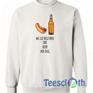 We Go Together Sweatshirt
