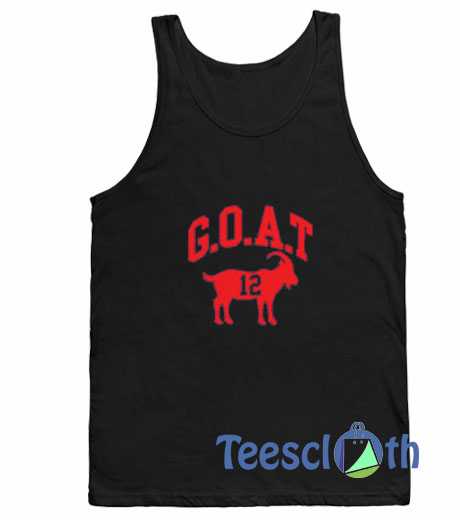 Goat 12 Tank Top
