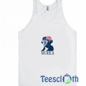 President George White Tank Top