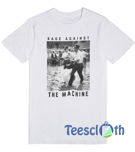 Rage Against The Machine T Shirt