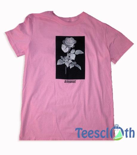 Rose Amour T Shirt