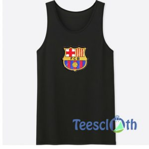 FC Barcelona Tank Top for Men and Women