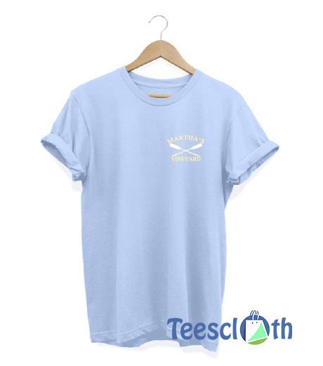 Martha's Vineyard T Shirt For Women's or Men's