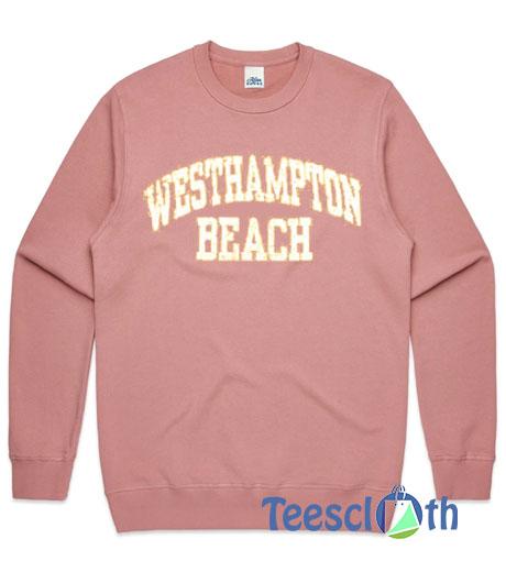 Vintage Westhampton Beach Sweatshirt For Women's or Men's
