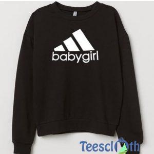Baby Girl Sweatshirt For Women's or Men's