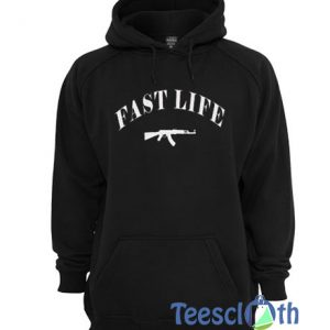 FAST LIFE Hoodie For Women's Or Men's