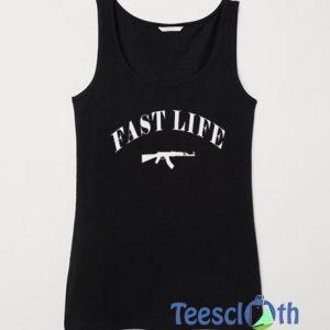 FAST LIFE Tank Top Men and Women