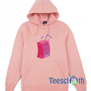 100% boy tears Hoodie Unisex Adult Size S to 3XL