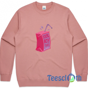 100% boy tears Sweatshirt Unisex Adult Size S to 3XL
